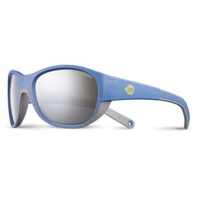 Julbo Luky Spectron 3+ Sunglasses Kids 4-6Y Blue/Gray-Gray Flash Silver